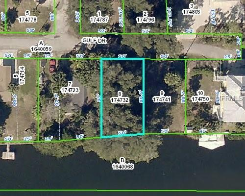 LOT 8 Gulf Drive, Spring Hill, FL 34607 (MLS #W7800652) :: Griffin Group