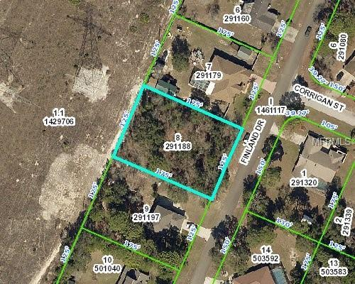 00 Finland Drive, Spring Hill, FL 34609 (MLS #W7802135) :: The Price Group