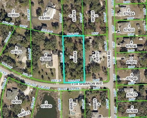 00 Fox Sparrow Avenue, Weeki Wachee, FL 34613 (MLS #W7802136) :: The Lockhart Team