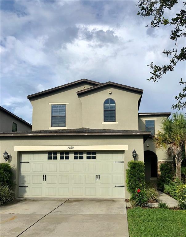 7825 Tuscany Woods Drive, Tampa, FL 33647 (MLS #W7802273) :: Team Bohannon Keller Williams, Tampa Properties