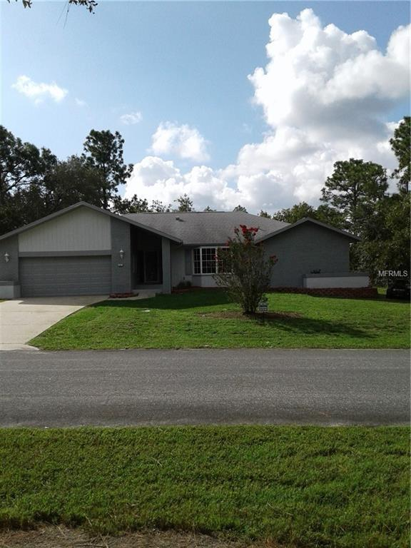 5 Black Willow Court N, Homosassa, FL 34446 (MLS #W7803888) :: Griffin Group