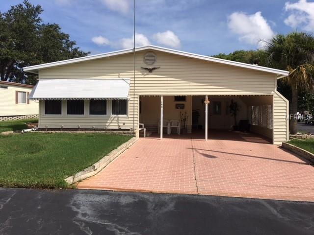 143 Vinewood Drive #14, Safety Harbor, FL 34695 (MLS #W7804748) :: Beach Island Group