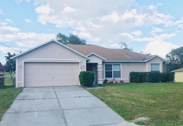 23155 Foreside Avenue, Brooksville, FL 34601 (MLS #W7806383) :: The Duncan Duo Team