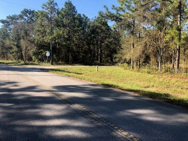 0 Jumper Loop (Divine Lot 24), Brooksville, FL 34609 (MLS #W7806541) :: Cartwright Realty