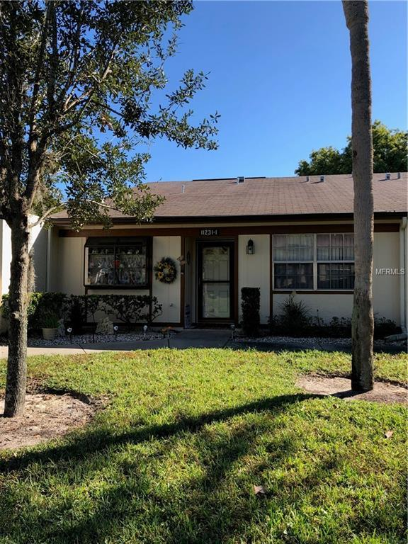 11231 Dollar Lake Drive #1, Port Richey, FL 34668 (MLS #W7806975) :: Mark and Joni Coulter | Better Homes and Gardens