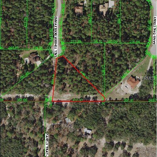 15034 Tall Timber Boulevard Lot 21, Hudson, FL 34669 (MLS #W7807126) :: The Duncan Duo Team