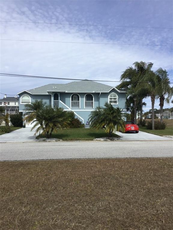 4017 Triggerfish Drive, Hernando Beach, FL 34607 (MLS #W7809600) :: Zarghami Group