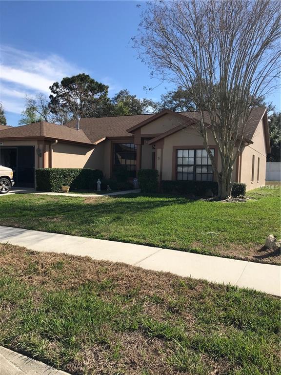 13607 Pimberton Drive #4, Hudson, FL 34669 (MLS #W7809609) :: Team Virgadamo