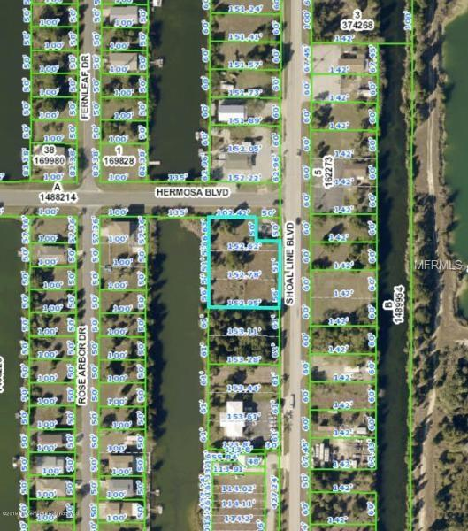 0 Shoal Line Boulevard, Hernando Beach, FL 34607 (MLS #W7809620) :: Zarghami Group
