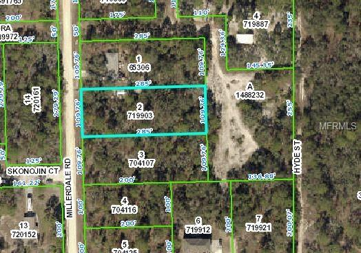 11000 Millerdale Road, Weeki Wachee, FL 34613 (MLS #W7809735) :: Griffin Group
