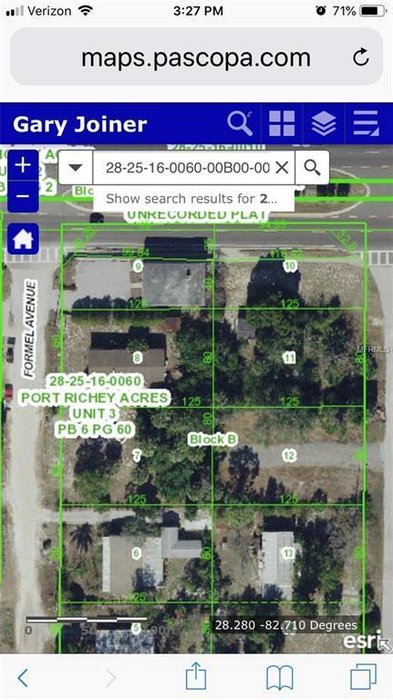 Formel Avenue, Port Richey, FL 34668 (MLS #W7810274) :: The Duncan Duo Team