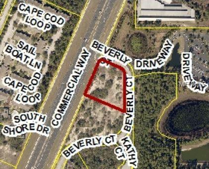 435 Beverly Court, Spring Hill, FL 34606 (MLS #W7810500) :: The Duncan Duo Team