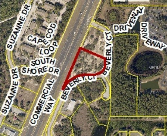 409 Beverly Court, Spring Hill, FL 34606 (MLS #W7810513) :: The Duncan Duo Team