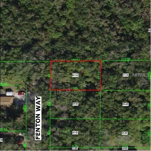 Lot 66 Fenton Way, New Port Richey, FL 34652 (MLS #W7810744) :: Mark and Joni Coulter | Better Homes and Gardens