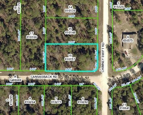 Address Not Published, Weeki Wachee, FL 34614 (MLS #W7811269) :: Burwell Real Estate