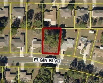 00 Elgin Boulevard, Spring Hill, FL 34608 (MLS #W7812755) :: Cartwright Realty