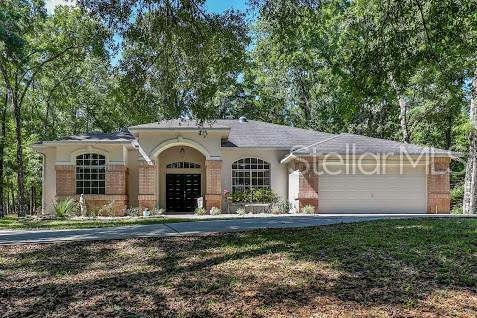 11031 Nottingham Forest Drive, Brooksville, FL 34601 (MLS #W7813278) :: The Duncan Duo Team