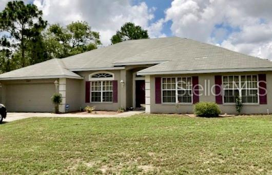 11015 Thornberry Drive, Spring Hill, FL 34608 (MLS #W7813318) :: Premium Properties Real Estate Services