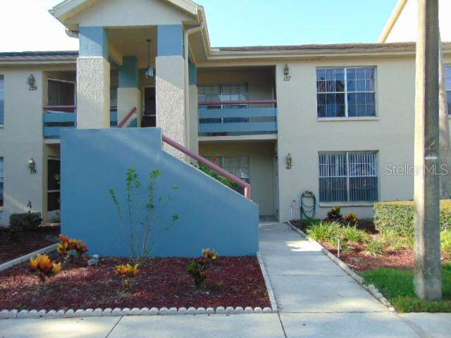 4515 Whitton Way #117, New Port Richey, FL 34653 (MLS #W7814478) :: Team Bohannon Keller Williams, Tampa Properties