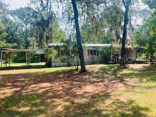 10811 NE 105TH Avenue, Archer, FL 32618 (MLS #W7815972) :: The Brenda Wade Team