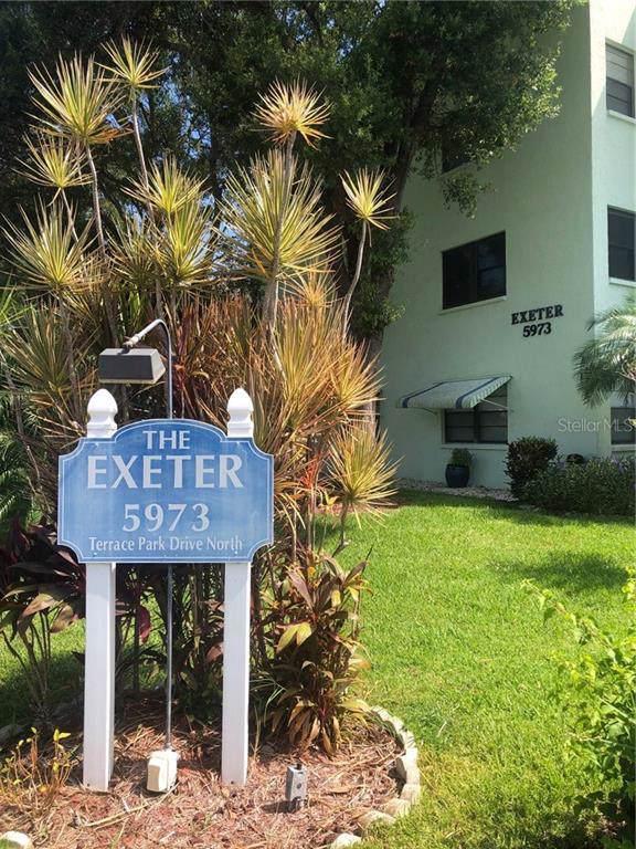 5973 Terrace Park Drive N #304, St Petersburg, FL 33709 (MLS #W7816187) :: Lockhart & Walseth Team, Realtors
