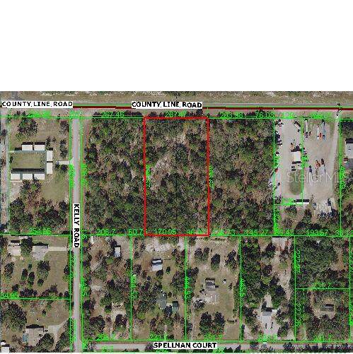0 County Line Road, Spring Hill, FL 34610 (MLS #W7816296) :: Heckler Realty