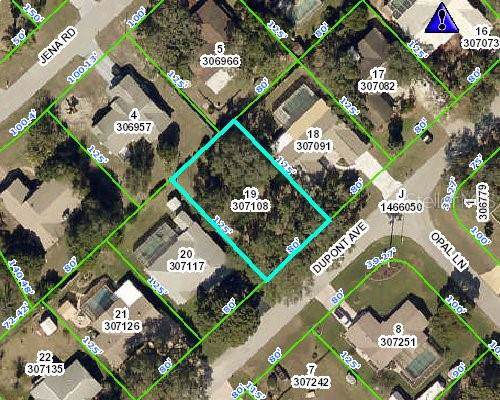 0 Dupont Avenue, Spring Hill, FL 34608 (MLS #W7817352) :: Florida Real Estate Sellers at Keller Williams Realty