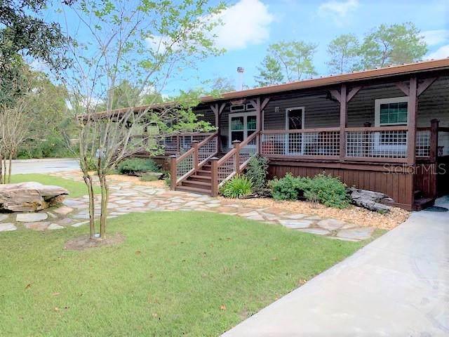 23251 NE 154TH Terrace, Fort Mc Coy, FL 32134 (MLS #W7817416) :: 54 Realty
