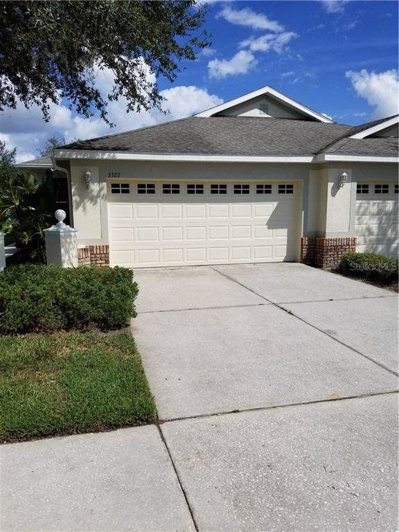 3323 Chapel Creek Circle, Wesley Chapel, FL 33544 (MLS #W7817488) :: Florida Real Estate Sellers at Keller Williams Realty