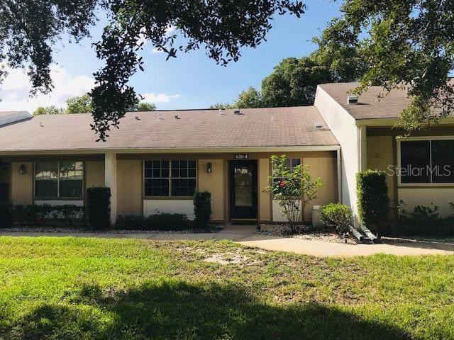 11311 Dollar Lake Drive #4, Port Richey, FL 34668 (MLS #W7817996) :: Team Borham at Keller Williams Realty
