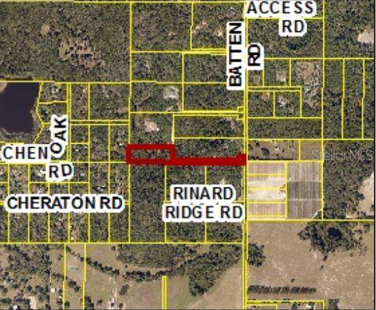 0 Batten Road, Brooksville, FL 34602 (MLS #W7818717) :: 54 Realty