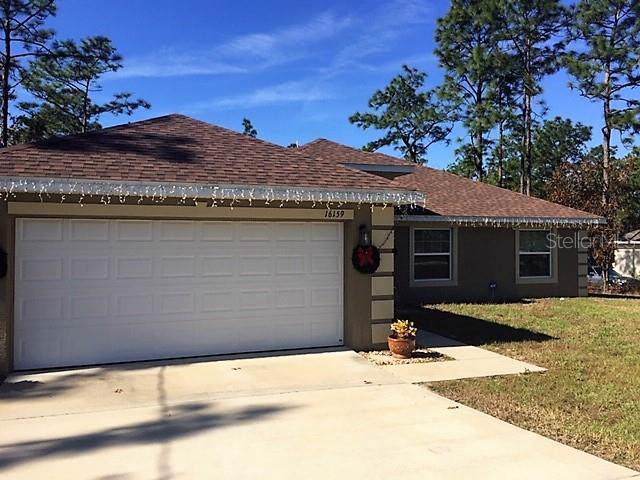 16159 Meadow Plover Road, Weeki Wachee, FL 34614 (MLS #W7818826) :: The Duncan Duo Team