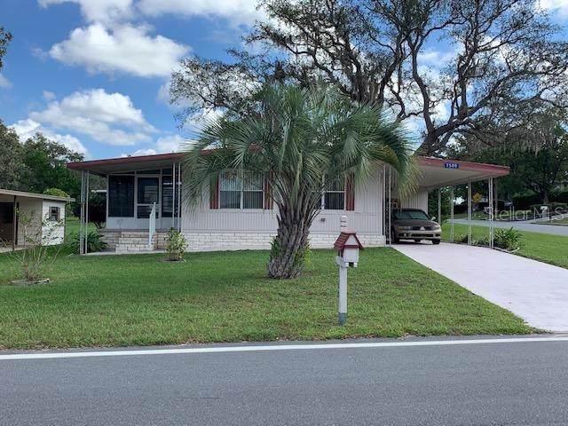 7588 Highpoint Boulevard, Brooksville, FL 34613 (MLS #W7818859) :: Griffin Group