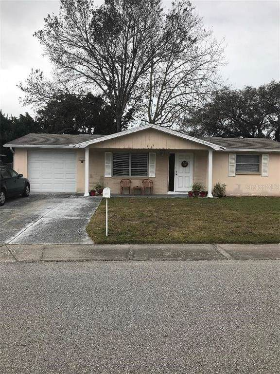 9105 Prosperity Lane, Port Richey, FL 34668 (MLS #W7819966) :: Team Bohannon Keller Williams, Tampa Properties