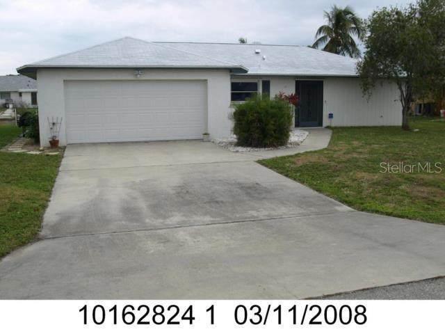 4322 S Gulf Circle, North Fort Myers, FL 33903 (MLS #W7820825) :: Team Borham at Keller Williams Realty