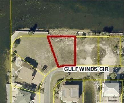 0 Gulf Winds Circle Lot 10, Hernando Beach, FL 34607 (MLS #W7821403) :: Lockhart & Walseth Team, Realtors