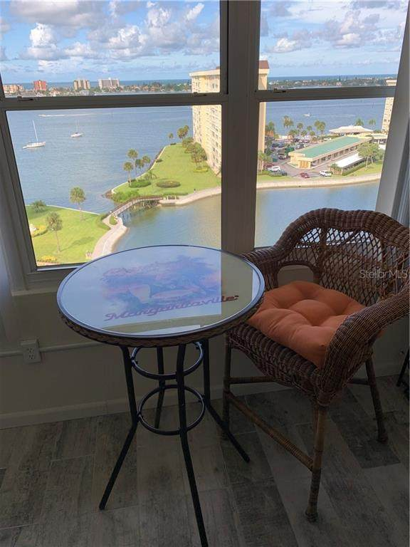 4575 Cove Circle #1205, Madeira Beach, FL 33708 (MLS #W7823509) :: Charles Rutenberg Realty