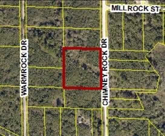0 Chimney Rock Drive Lot 12, Webster, FL 33597 (MLS #W7823540) :: Team Borham at Keller Williams Realty