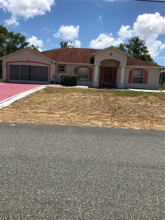 2025 Escobar Avenue, Spring Hill, FL 34608 (MLS #W7824659) :: Dalton Wade Real Estate Group