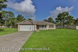 13161 Lauren Drive, Spring Hill, FL 34609 (MLS #W7824776) :: Homepride Realty Services