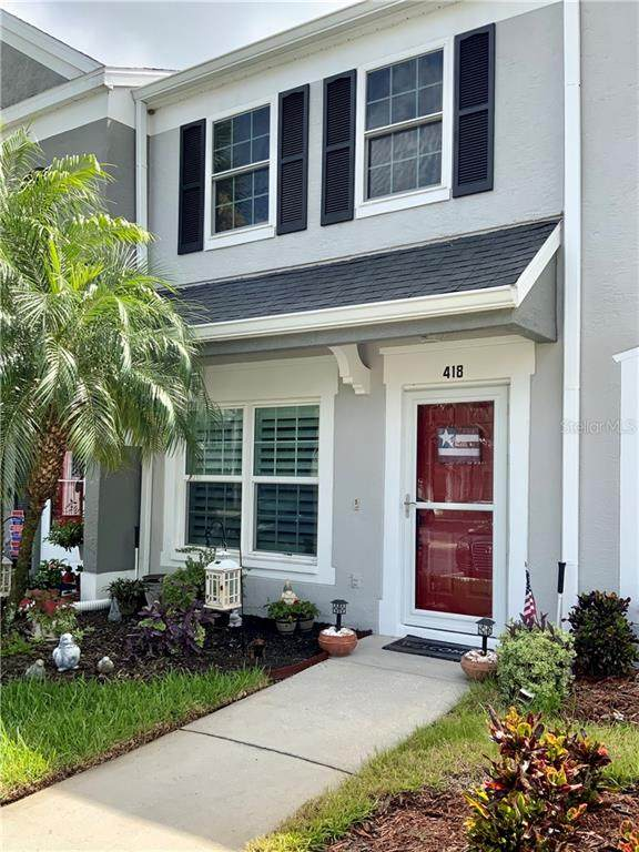 418 Countryside Key Boulevard, Oldsmar, FL 34677 (MLS #W7825350) :: Team Borham at Keller Williams Realty