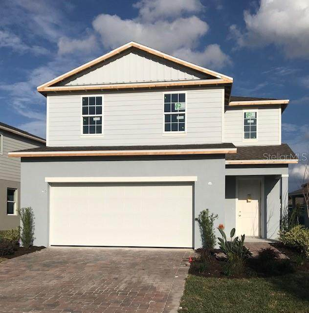 3036 Slough Creek Street, Kissimmee, FL 34744 (MLS #W7827225) :: The Duncan Duo Team