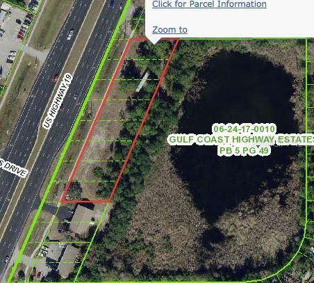 0 Commercial Way, Hudson, FL 34667 (MLS #W7827896) :: Icon Premium Realty