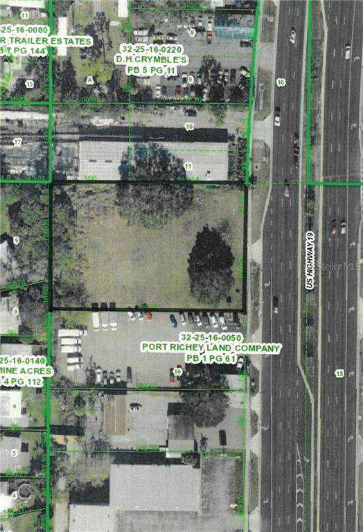 0 Us Hwy 19, New Port Richey, FL 34653 (MLS #W7828331) :: Griffin Group