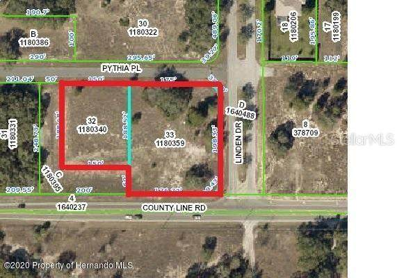 0 County Line Road, Spring Hill, FL 34609 (MLS #W7828671) :: SMART Luxury Group