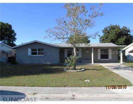 7501 Hollyridge Dr, New Port Richey, FL 34653 (MLS #W7829936) :: Florida Real Estate Sellers at Keller Williams Realty