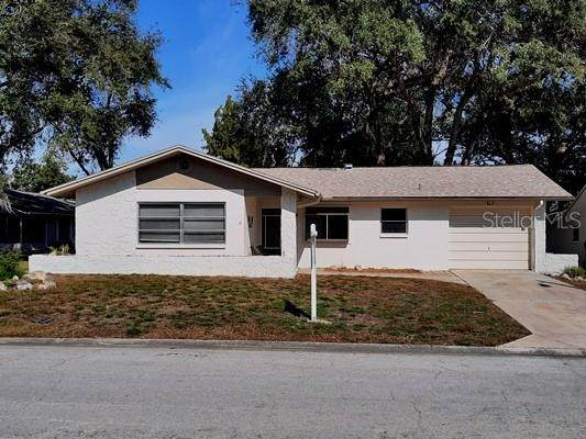 8611 Winding Wood Drive, Port Richey, FL 34668 (MLS #W7830192) :: Homepride Realty Services