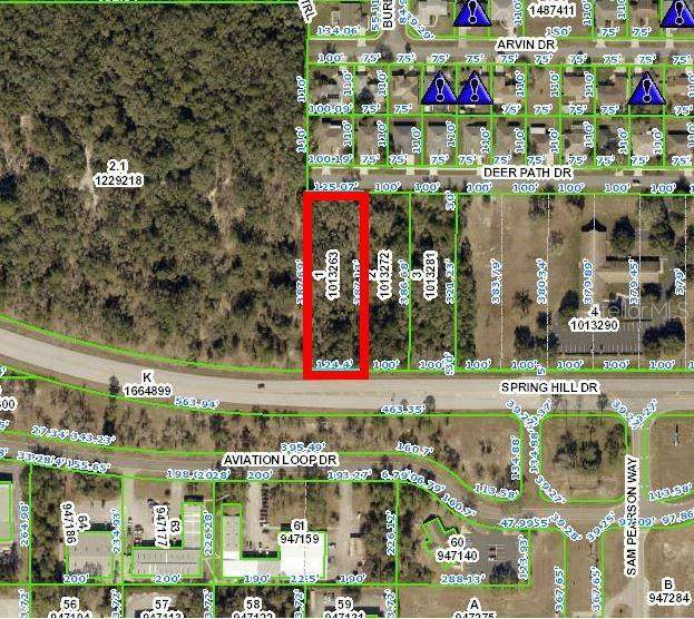 Spring Hill Drive, Brooksville, FL 34604 (MLS #W7831095) :: Everlane Realty