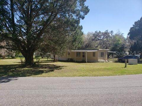 1665 N Paulette Terrace, Inverness, FL 34453 (MLS #W7831193) :: RE/MAX Premier Properties