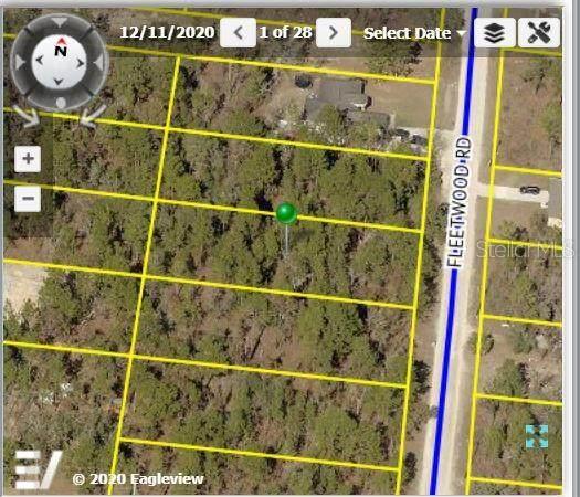 15235 Fleetwood Road, Weeki Wachee, FL 34614 (MLS #W7831315) :: Keller Williams Realty Peace River Partners